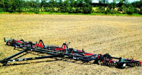 bourgault 4100wing 2017