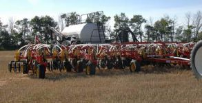 bourgault 8910float 2017