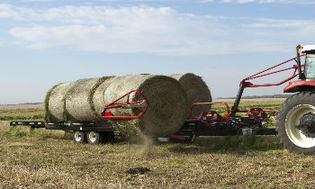 Farm King Hay Tools For Handling Hay Crop Under Any